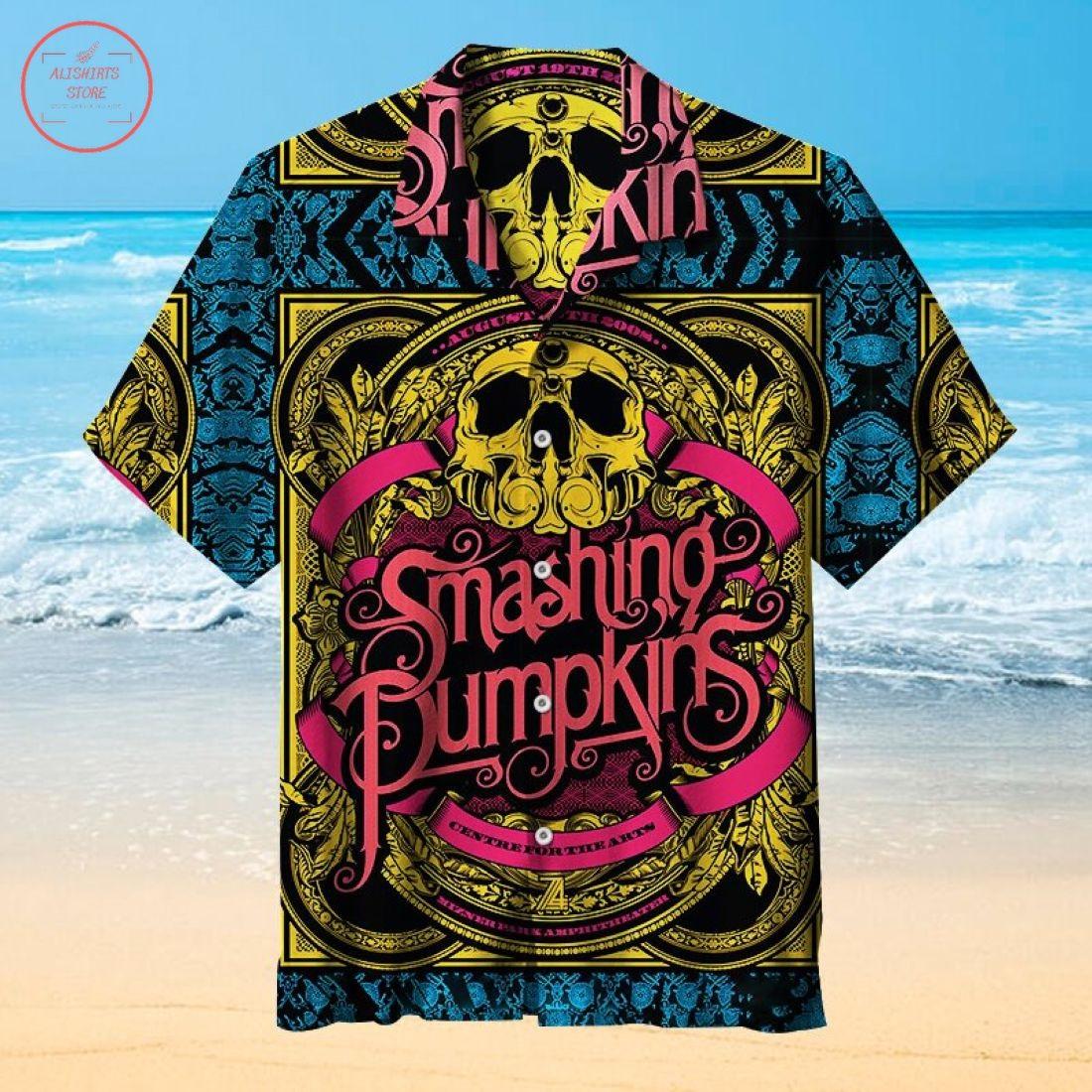The Smashing Pumpkins Hawaiian Shirt