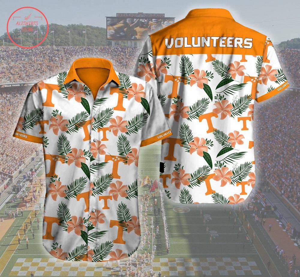 The Tennessee Volunteers Hawaiian Shirt