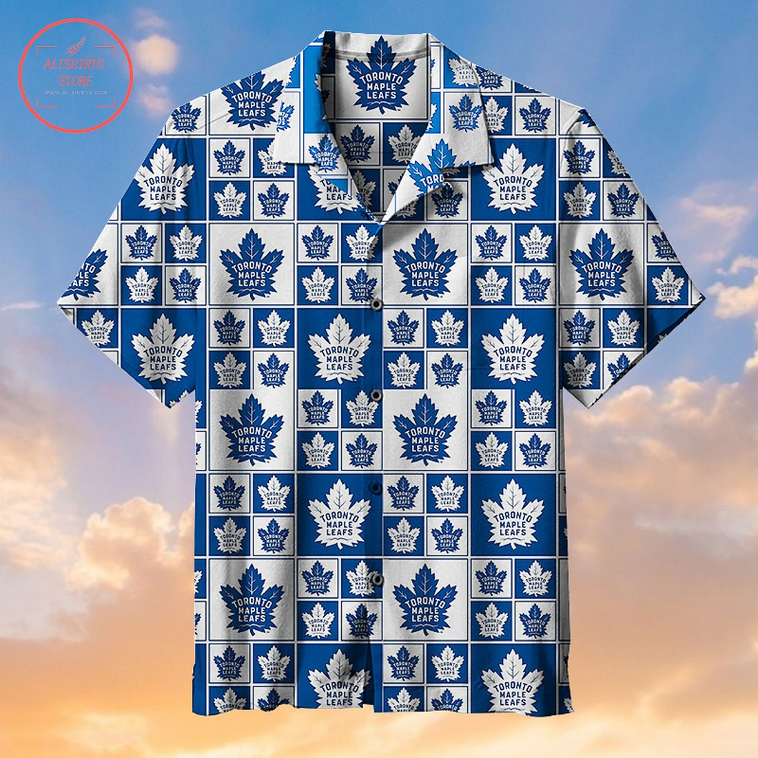 Toronto Maple Leafs HawaiianShirt