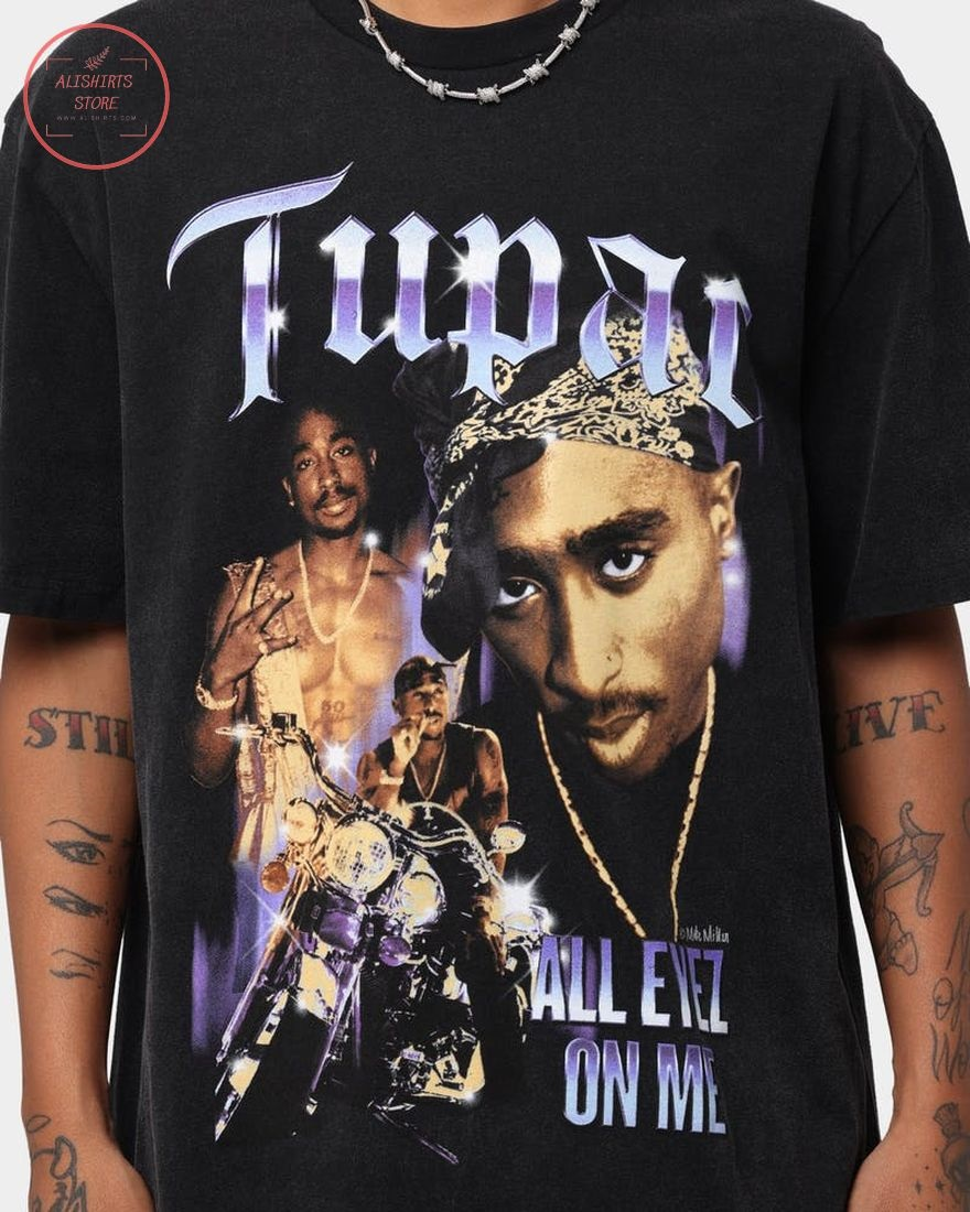 Tupac All Eyez On Me Shirt
