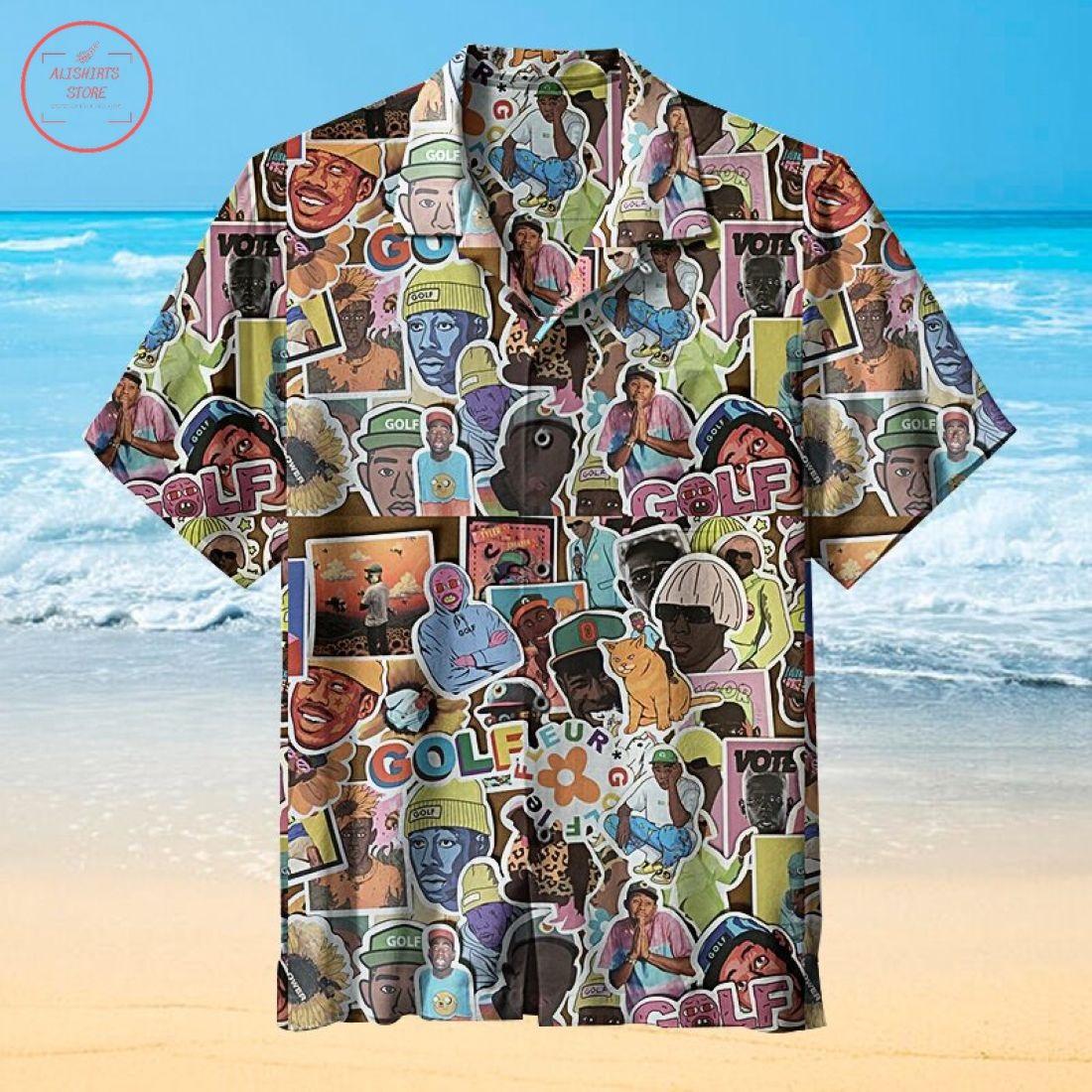 Tyler The Creator Hawaiian Shirt