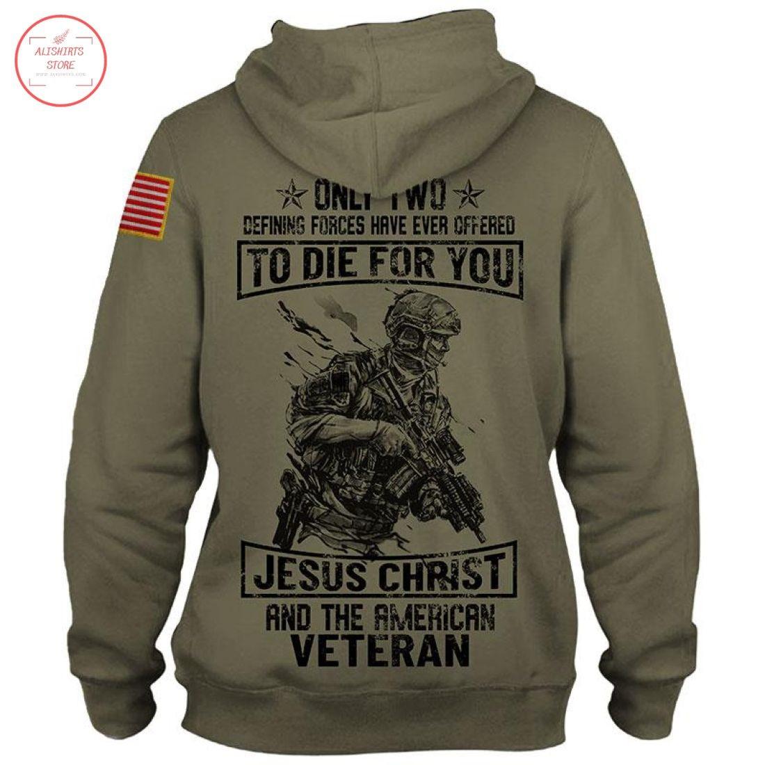 Veteran UsShirts 3D Full Printing