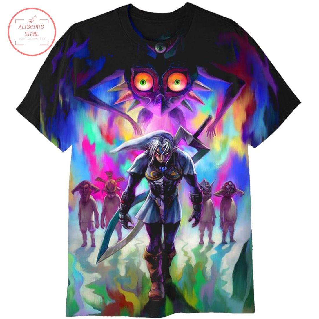Zelda A Lot Of Monsters Shirt