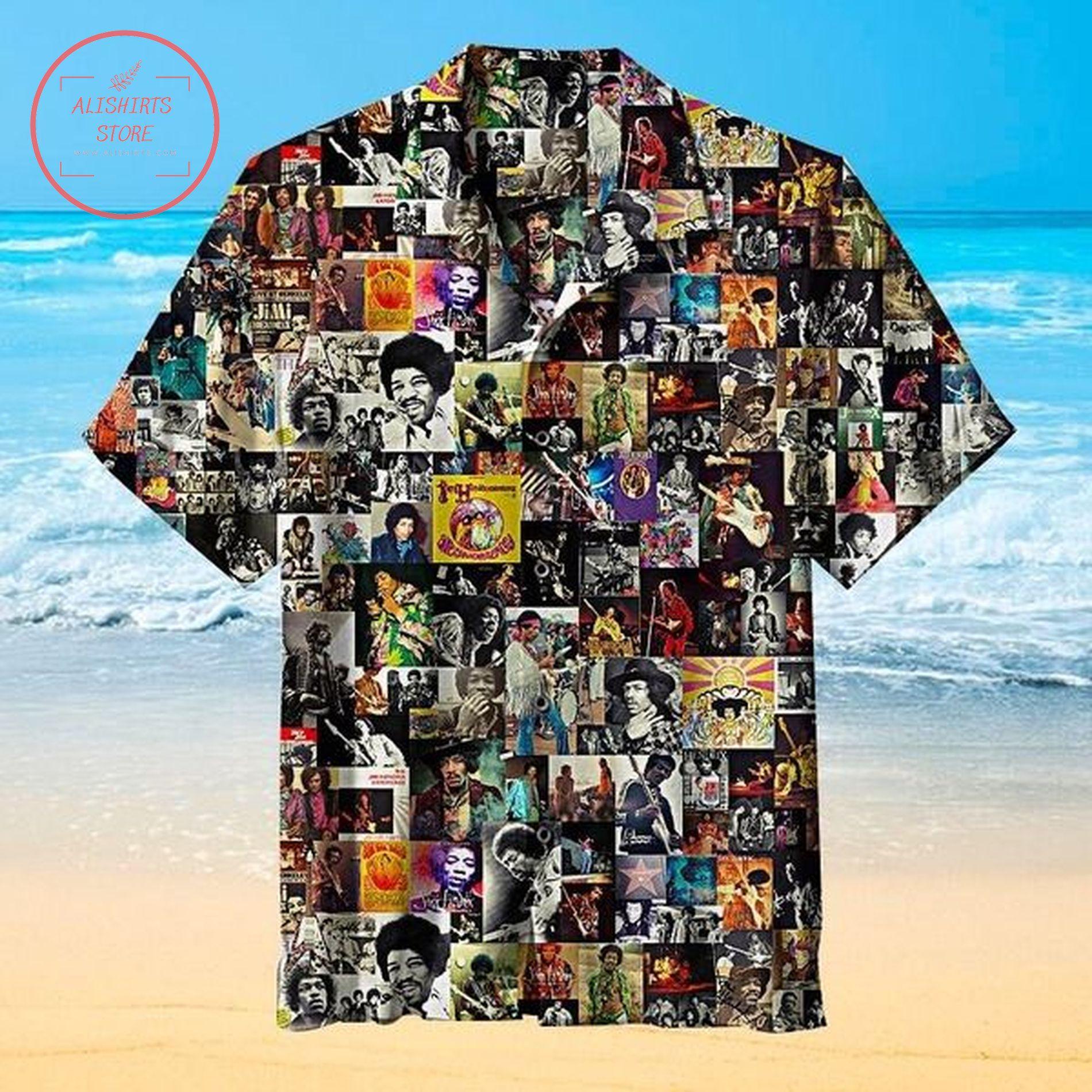 imi hendrix songs hawaiian shirts