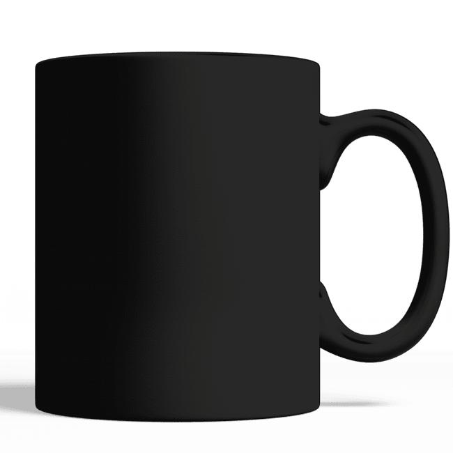 Donald Trump Inauguration Day Black Mug 45th President January 20th