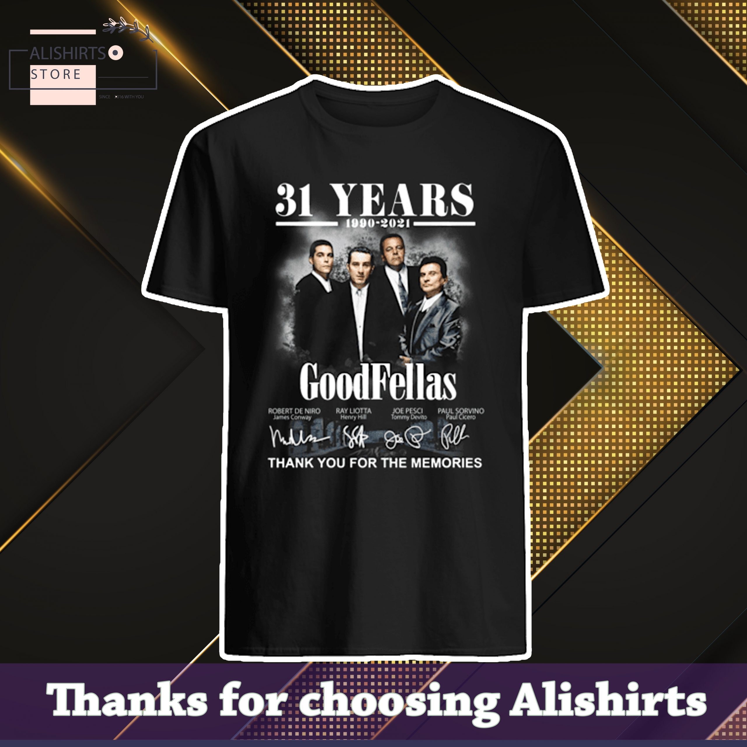 58 Years Of General Hospital 1963 2021 Signatures Thank You For The Memories Shirt