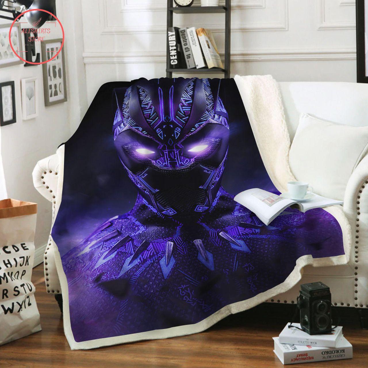 Black Panther Bedding Set