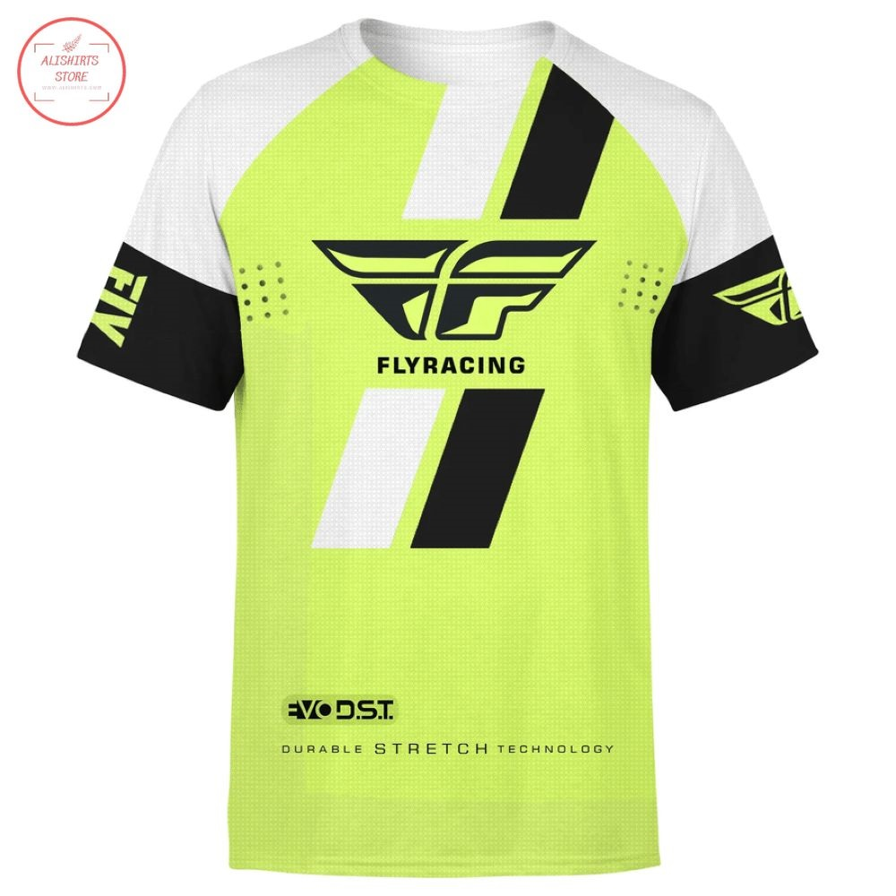 Fly Racing Evolution DST Shirt and Hoodie