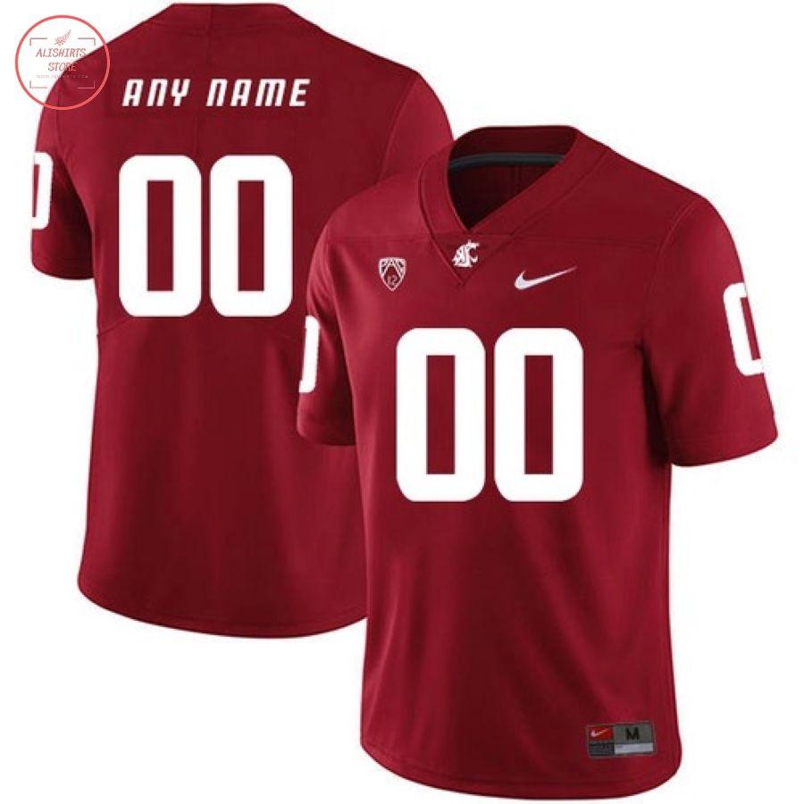 Georgia Bulldogs Custom Red College Football Jersey