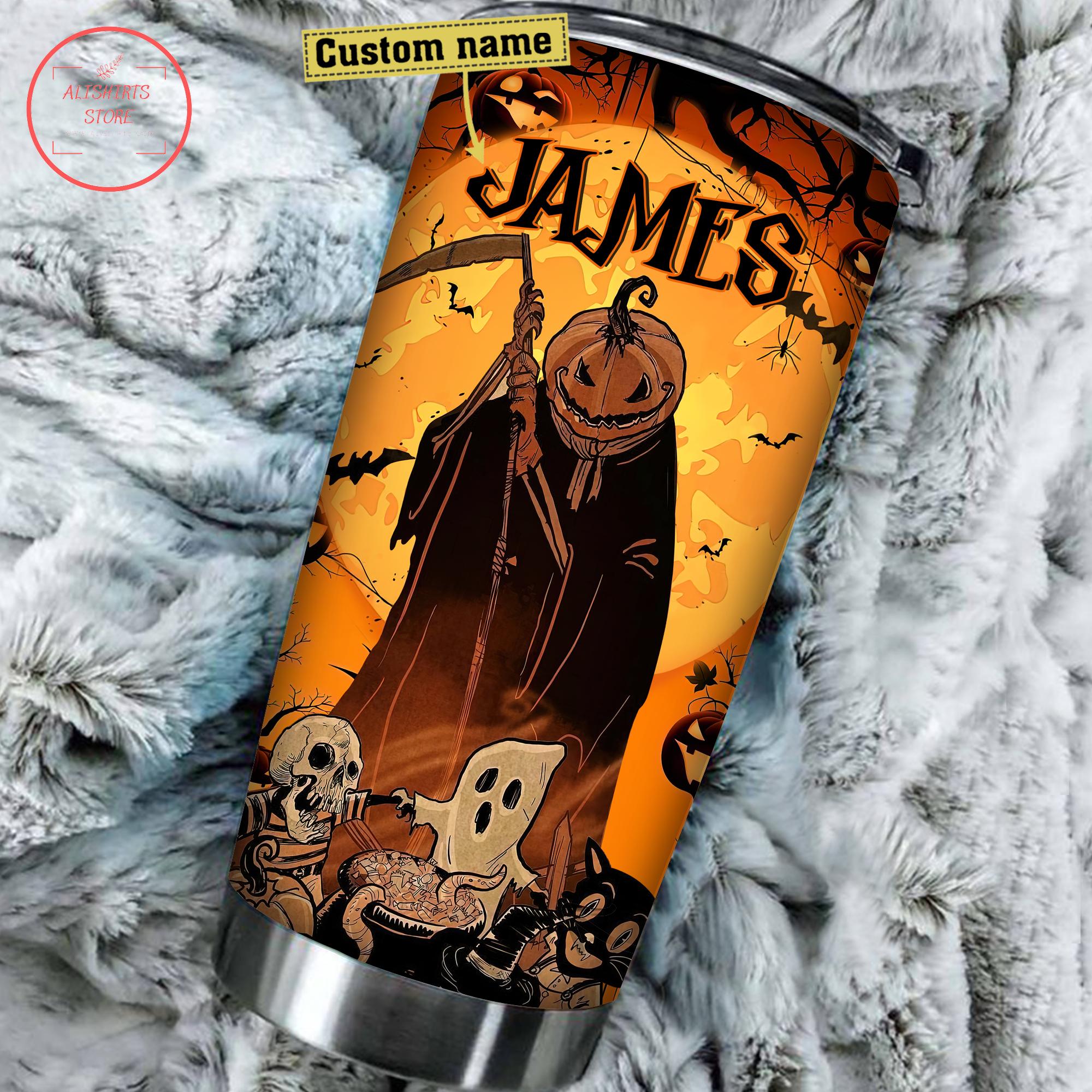 Halloween Is Coming Soon Baby Tumbler