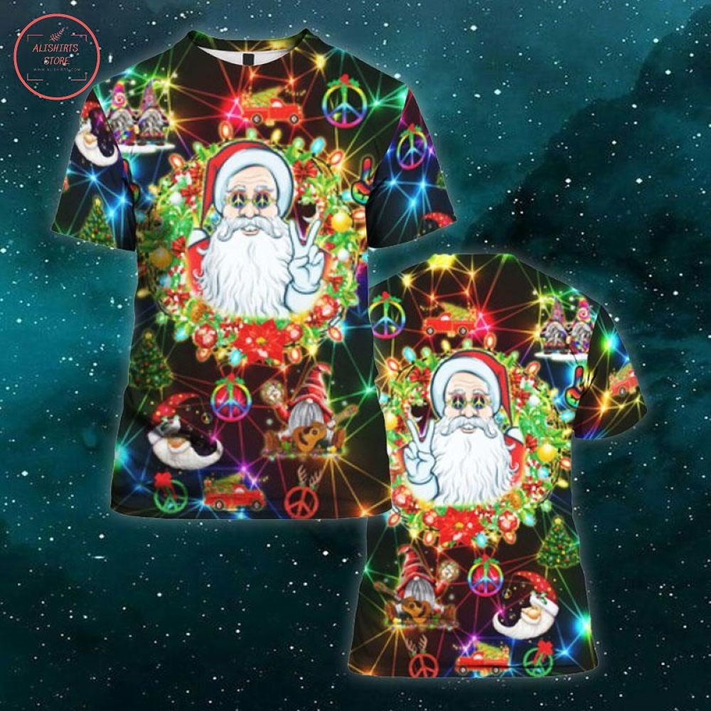 Have A Groovy Christmas Shirt and Hoodie