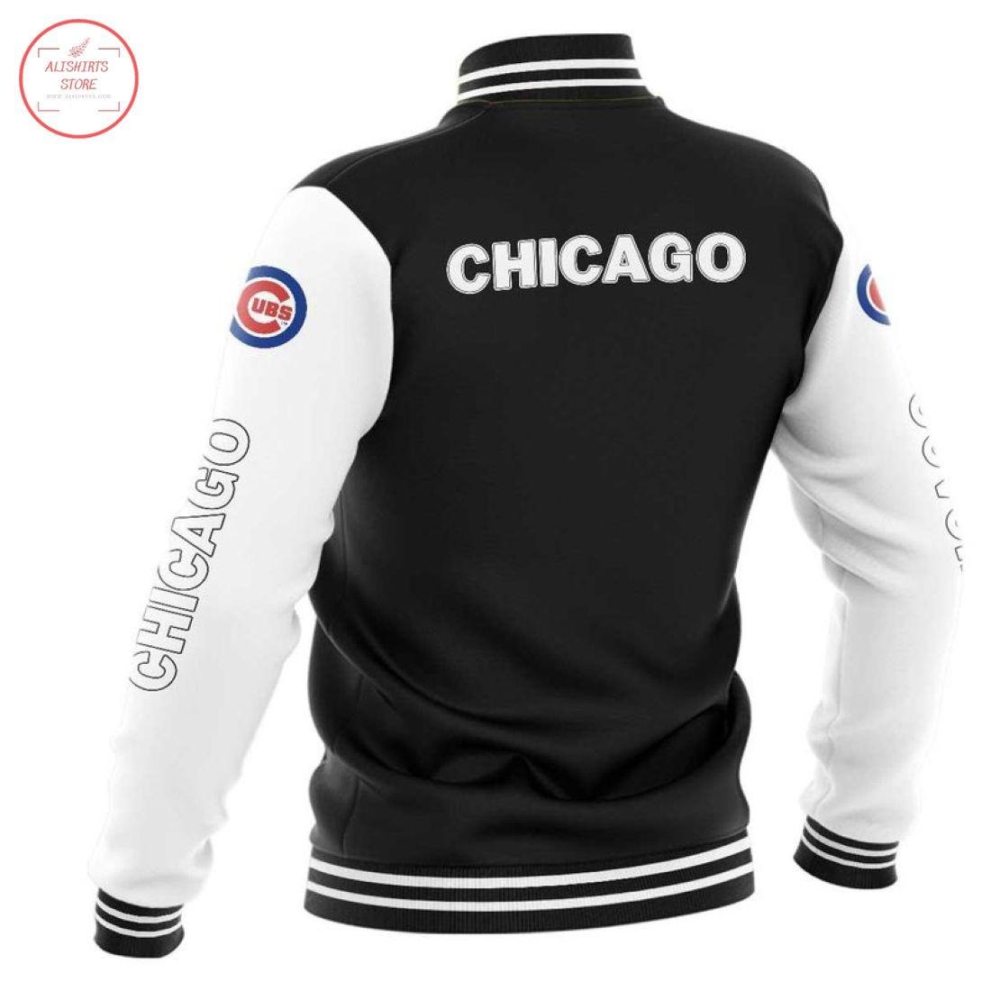 MLB Chicago CubsBaseball Jacket