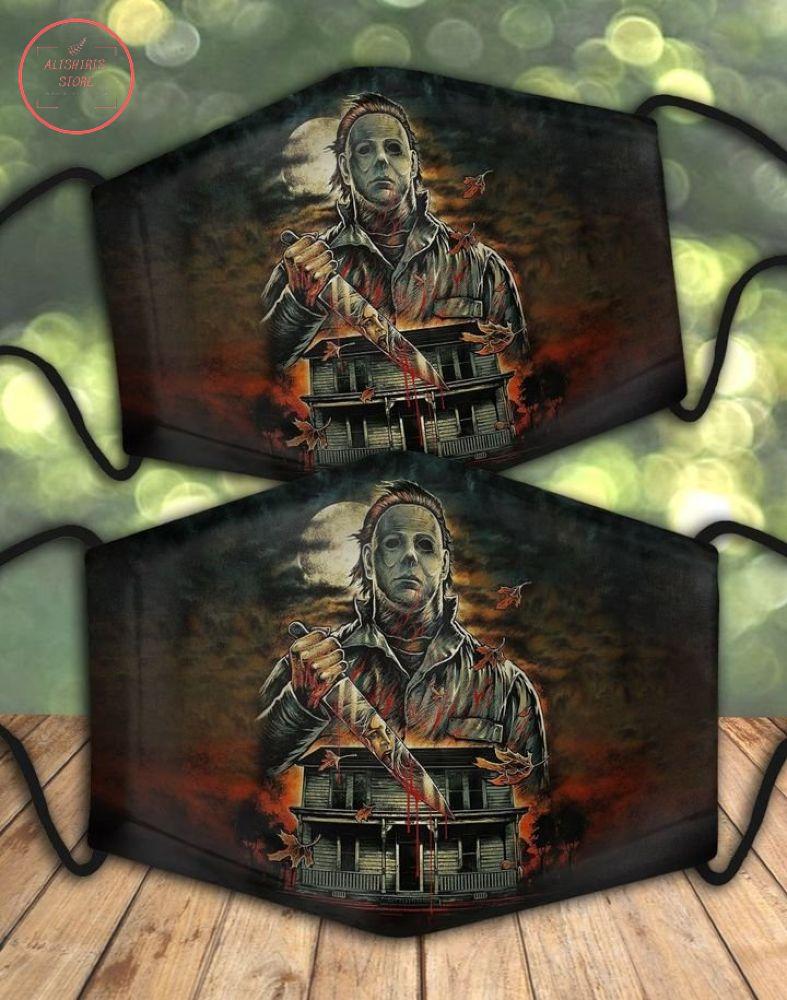 Michael Myers Face Mask Halloween