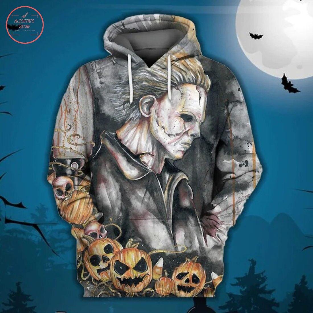 Michael Myers Halloween Hoodie