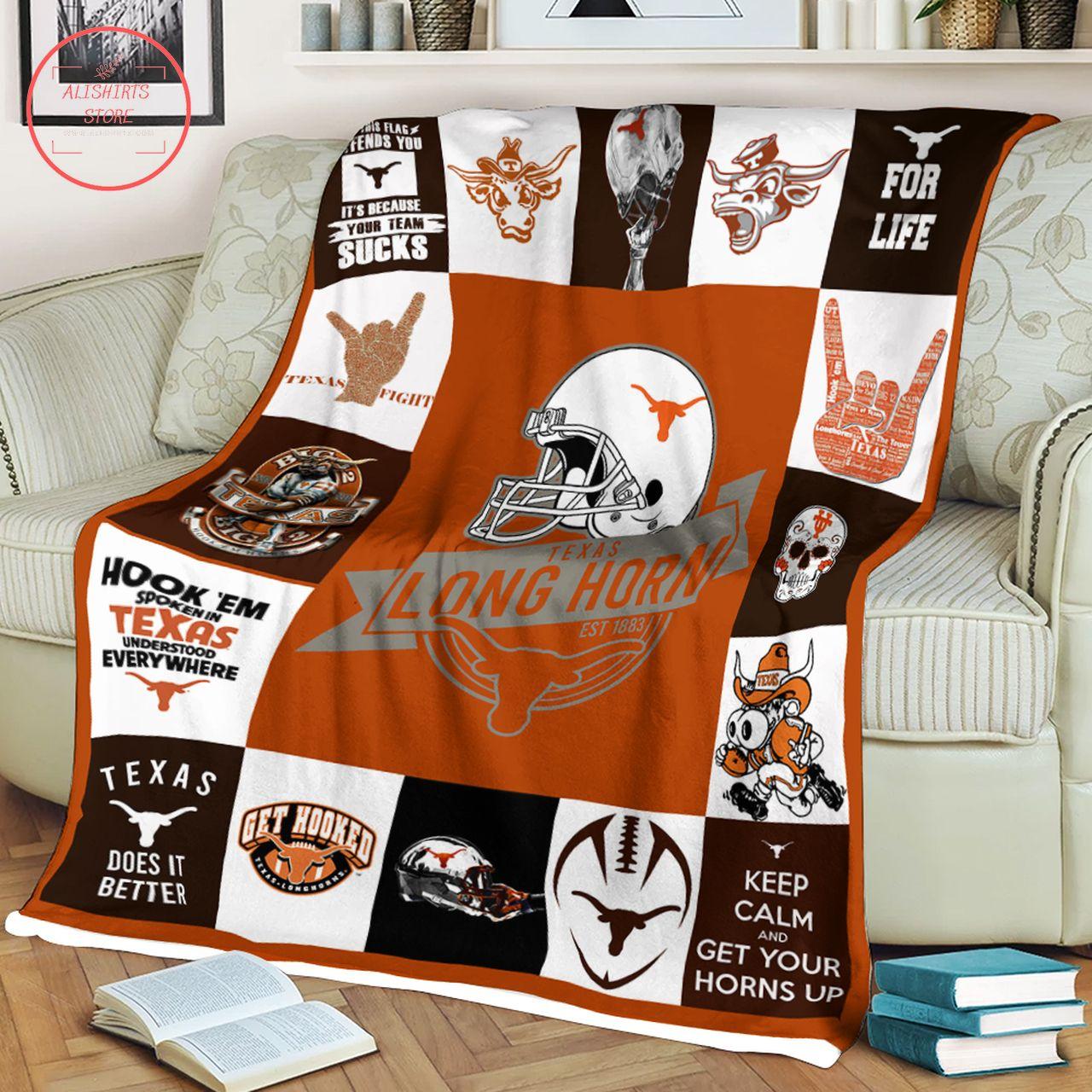 NCAA Texas Longhorns Bedding Set