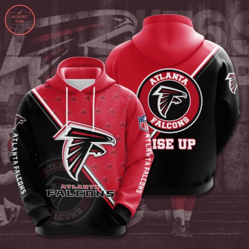 NFL Atlanta Falcons Hoodie 3D