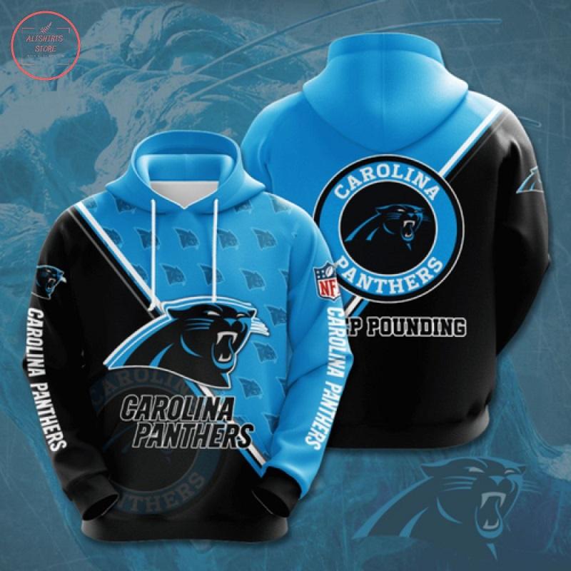 NFL Carolina Panthers Hoodie 3D
