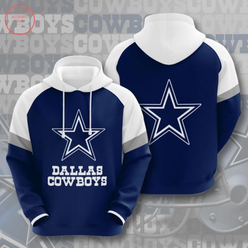 NFL Dallas Cowboys Hoodie 3D