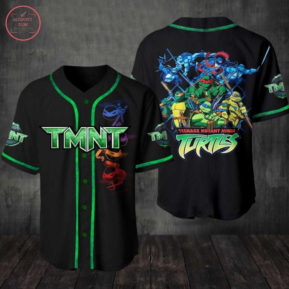 Teenage Mutant Ninja Turtles Baseball Jersey