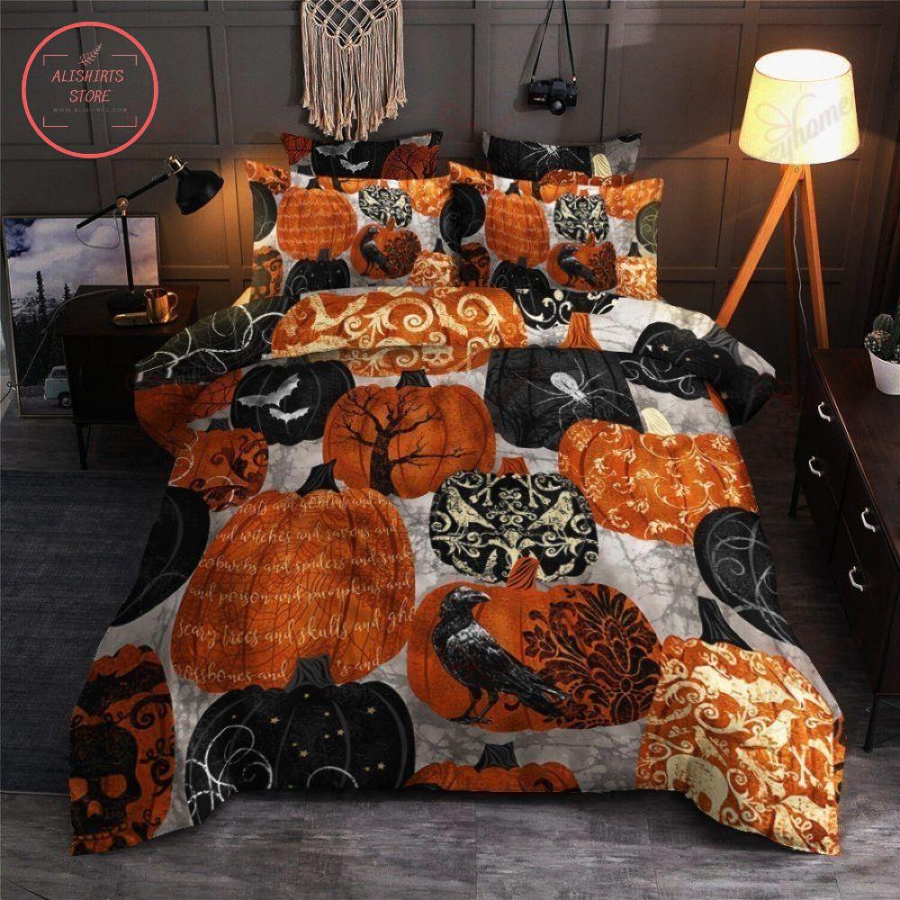 Halloween pumpkin special Scary Blanket
