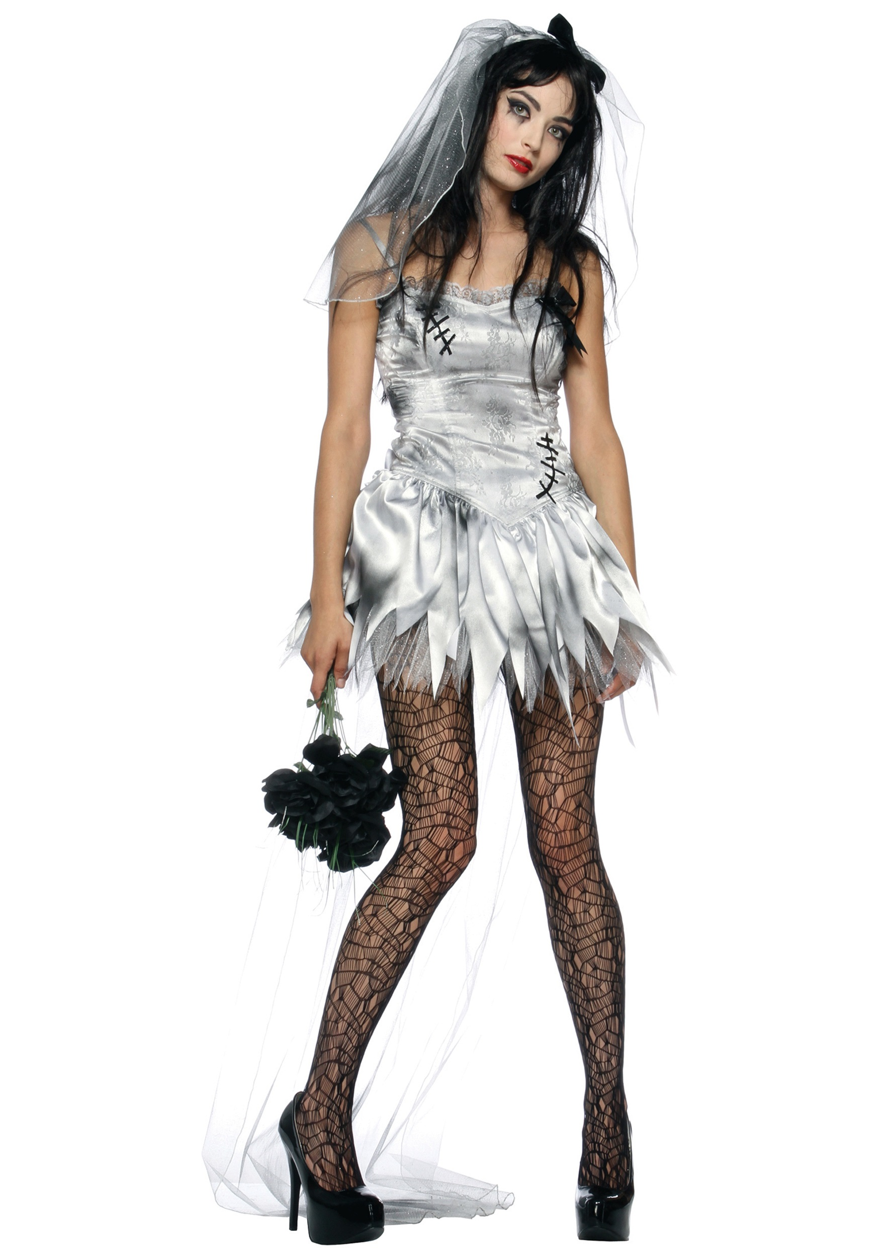 Female zombie costumes