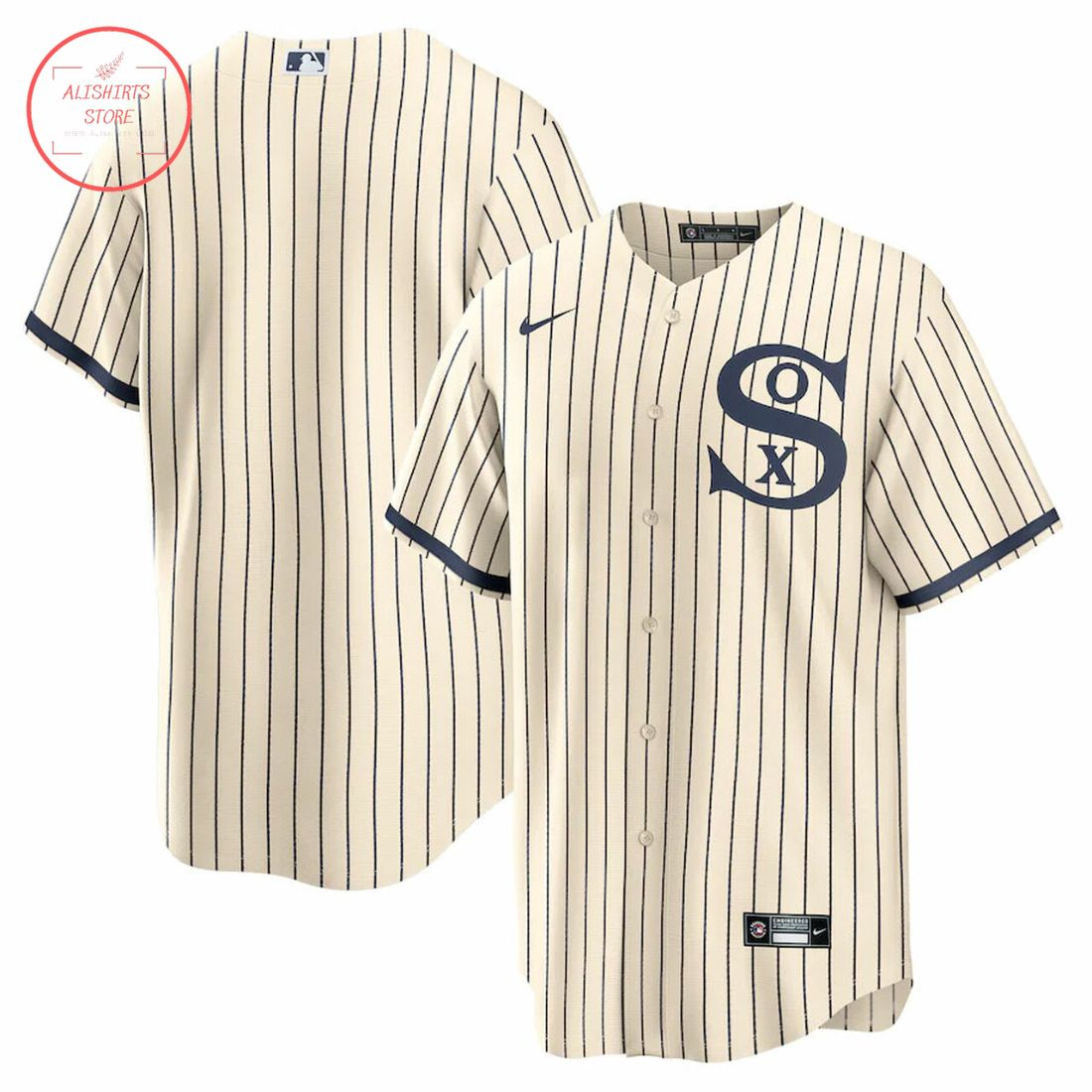 Chicago White Sox Blank 2021 Field of Dreams Replica Jersey