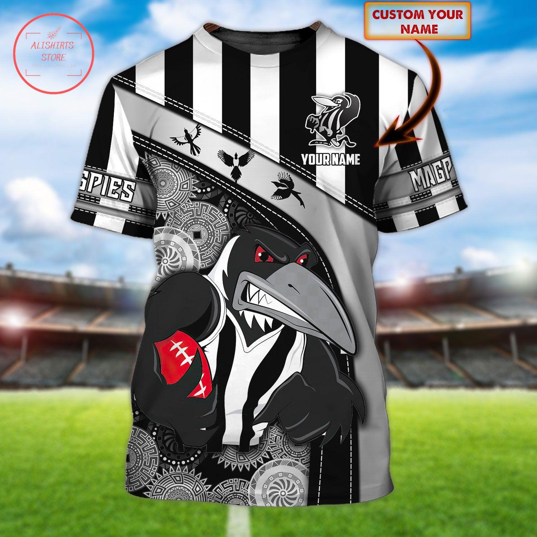 Magpies Football Shirt
