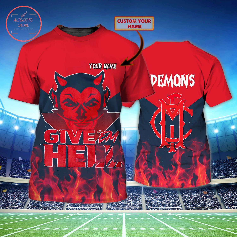 Melbourne Football Club Shirt