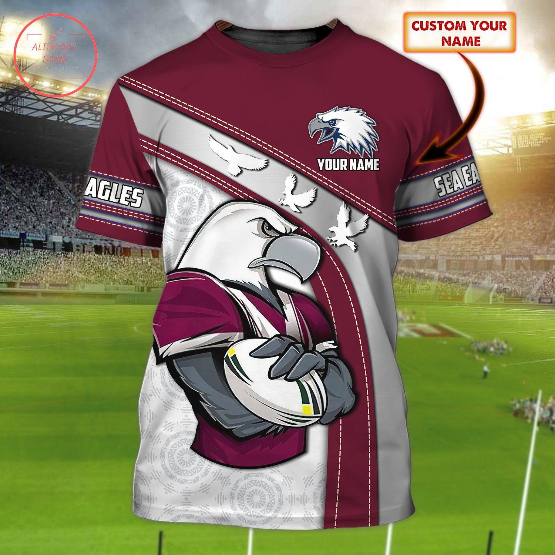 Sea Eagles Football Shirt